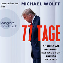 Wolff, 77 Tage (Cover)