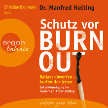 Nelting, Schutz vor Burn-out (Cover)