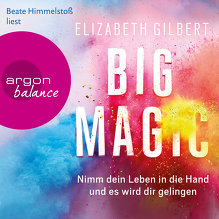 Gilbert, Big Magic (Cover)