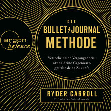 Carroll, Die Bullet-Journal-Methode (Cover)