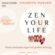 Masuno, Zen your life (Cover)