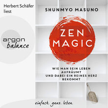 Masuno, Zen Magic (Cover)