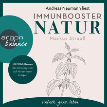 Strauß, Immunbooster Natur (Cover)
