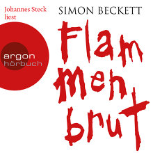 Beckett, Flammenbrut (Cover)