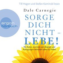 Carnegie, Sorge dich nicht – lebe! (Cover)
