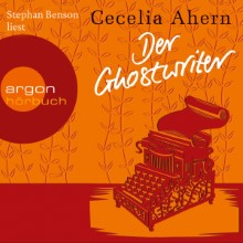 Ahern, Der Ghostwriter (Cover)