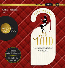 Prose, The Maid (Cover)