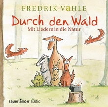 , Durch den Wald ... (Cover)