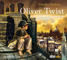 Dickens, Oliver Twist (Cover)