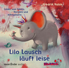 , Lilo Lausch läuft leise (Cover)