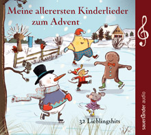 , Meine allerersten Kinderlieder zum Advent (Cover)