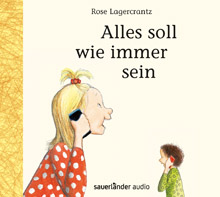 Lagercrantz, Alles soll wie immer sein (Cover)