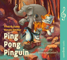 Vahle, Ping Pong Pinguin (Cover)