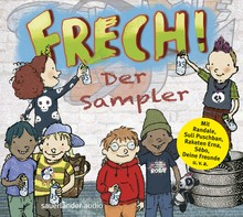 , Frech! – Der Sampler (Cover)