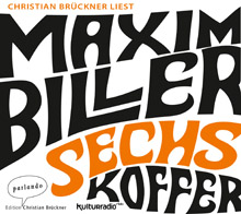 Biller, Sechs Koffer (Cover)