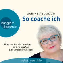 Asgodom, So coache ich (Cover)