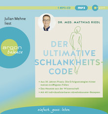 Riedl, Der ultimative Schlankheitscode (Cover)