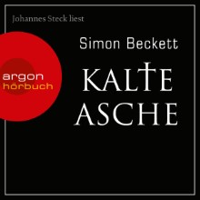 Beckett, Kalte Asche (Cover)