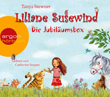 Stewner, Liliane Susewind. Die Jubiläumsbox (Cover)