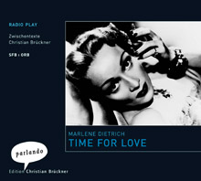 Dietrich, Time for Love (Cover)