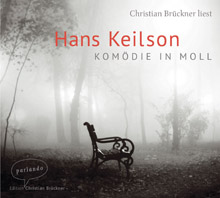 Keilson, Komödie in Moll (Cover)