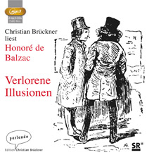 Balzac, Verlorene Illusionen (Cover)