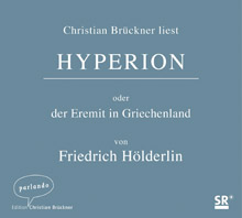 Hölderlin, Hyperion (Cover)