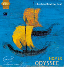 Homer, Odyssee (Cover)