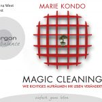Hörbuchcover Marie Kondo: Magic Cleaning