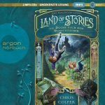Hörbuchcover Land of Stories 1