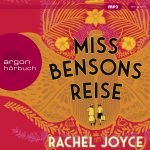 Hörbuchcover Miss Bensons Reise